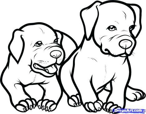 Georgia English Bulldog Coloring Pages 1