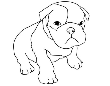 Georgia English Bulldog Coloring Pages 36