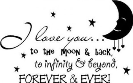 I Love You To The Moon And Back Coloring Pages 7
